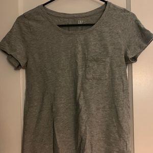 Women's Gap XS Gray T-Shirt